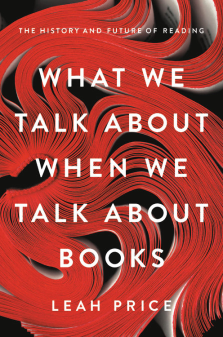 What We Talk About When We Talk About Books cover